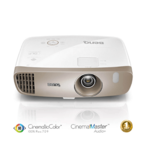 BenQ W2000 DLP 3D 2000 ANSI-Lumen Projector