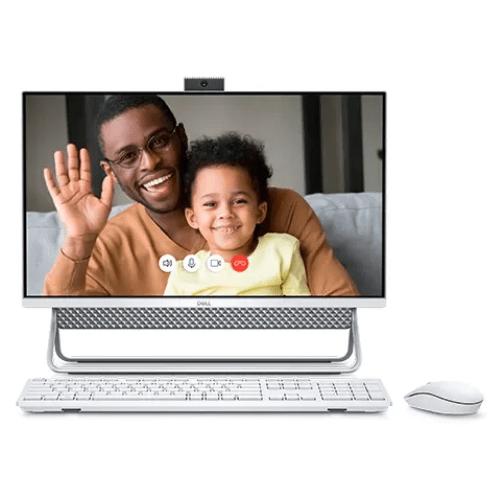Dell Inspiron 24 5000 Series 23.8-Inch Touchscreen Desktop Intel Core i7-1165G7 2.8GHz Processor 16GB RAM 1TB HDD + 256GB NVIDIA®GeForce MX330 Graphics Windows 10 Home i5400-7910SLV-PUS