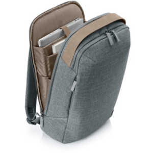 HP RENEW 15 Grey Backpack Environment and laptop friendly