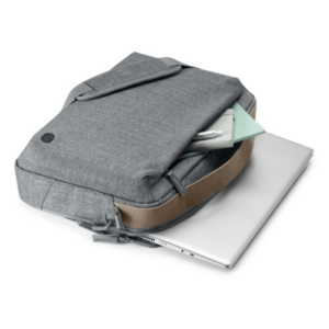 HP RENEW 15 Grey Topload Product exterior is made from 85% recycled materials