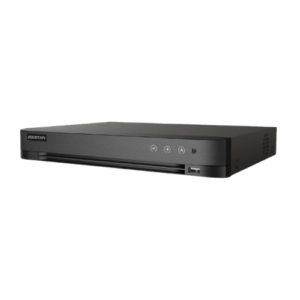 Hikvision 4-Channel 1080p 1U H.265 Pro+ AcuSense DVR with face Detection iDS-7204HQHI-M1S