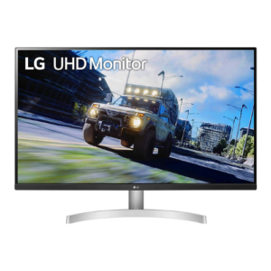 LG 32UN500-W 31.5-Inch FreeSync 4K VA Monitor